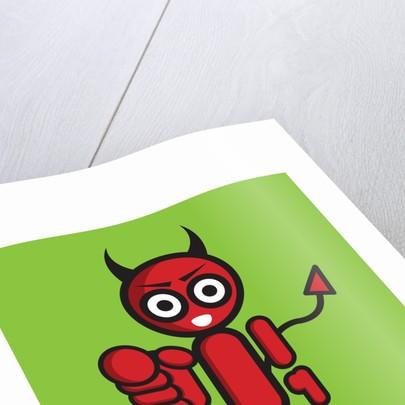 Devil by Corbis