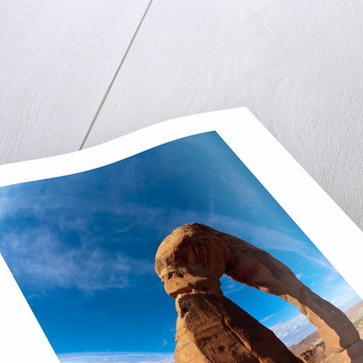 Delicate Arch in Arches National Park by Corbis
