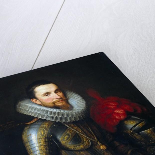 Ambrogio Spinola by Michiel Jansz. van Mierevelt