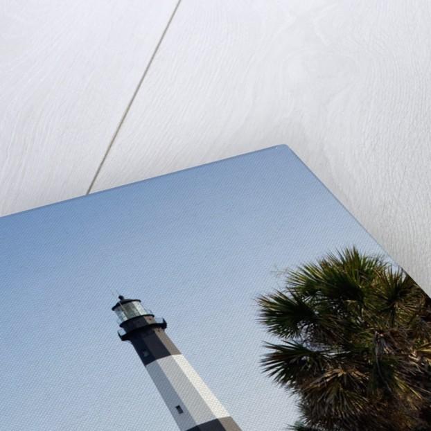 Tybee Lighthouse, Georgia by Corbis