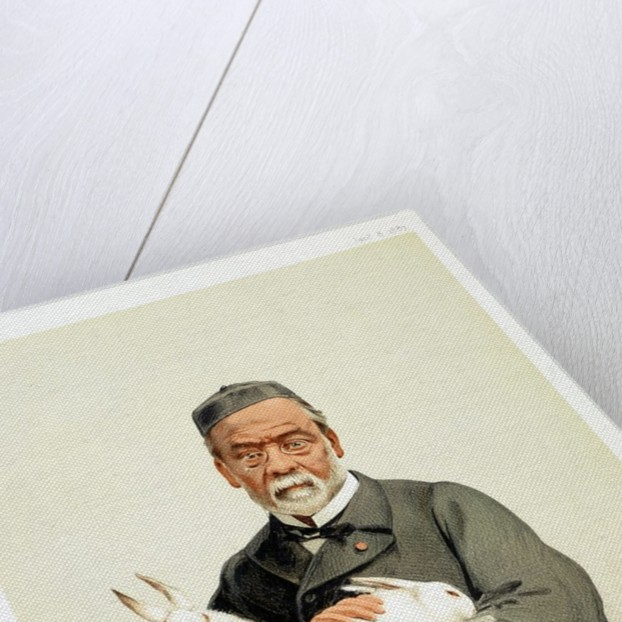 Louis Pasteur by Corbis