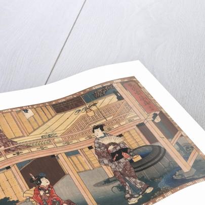 Number 14 by Utagawa Toyokuni