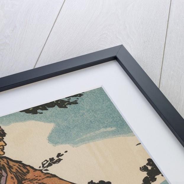 Daniel Boone by Corbis