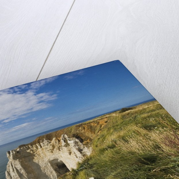 Cliff, Etreta, France by Corbis