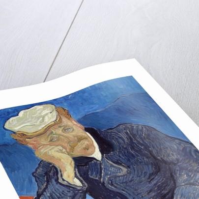 Le Docteur Paul Gachet (Dr. Paul Gachet) by Vincent Van Gogh
