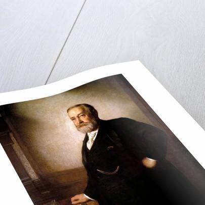 Benjamin Harrison by Eastman Johnson