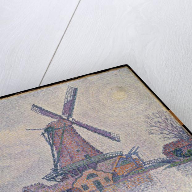Edam Windmill by Paul Signac
