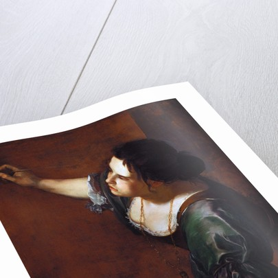 Self Portrait As The Allegory Of Painting Posters Prints By