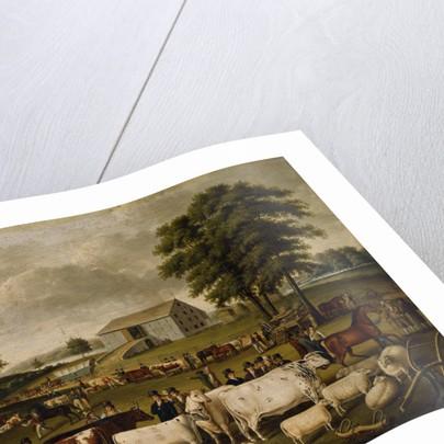 A Pennsylvania Country Fair by John Archibald Woodside