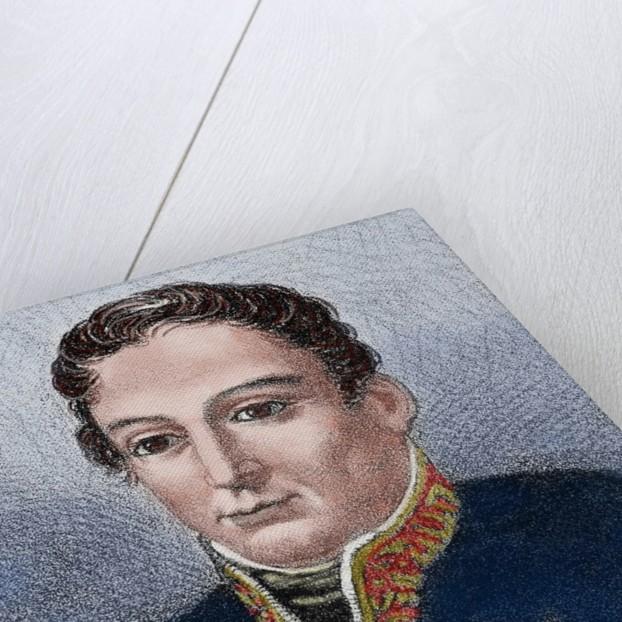 Alvarez de Castro, Mariano (1749-1810). Spanish military officer by Corbis