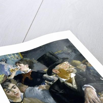 At the Café by Édouard Manet