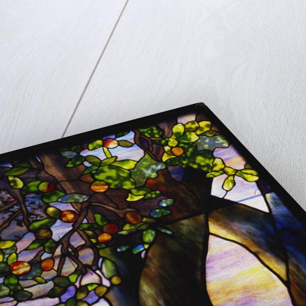 Detail of 'The Danner Memorial' by Tiffany Studios