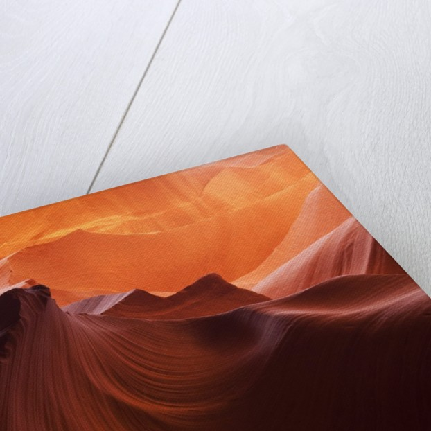 Antelope Canyon, Page, Arizona by Corbis