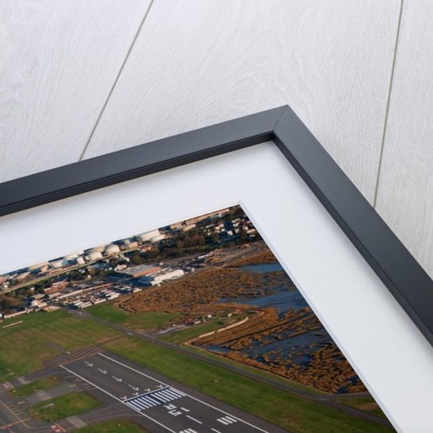 Aerials of Boston Logan International Airport by Corbis
