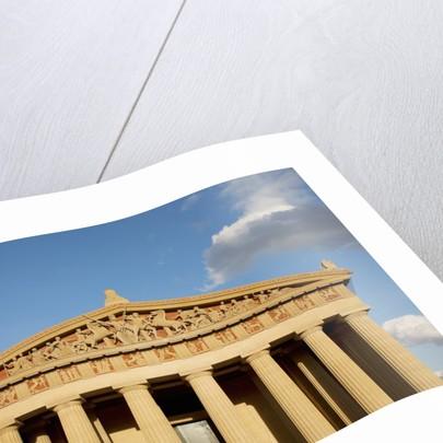 The Parthenon, Centennial Park, Nashville, Tennessee by Corbis