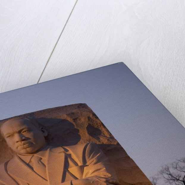 Martin Luther King Jr. National Memorial, a monument to civil rights leader, Washington, D.C. by Corbis