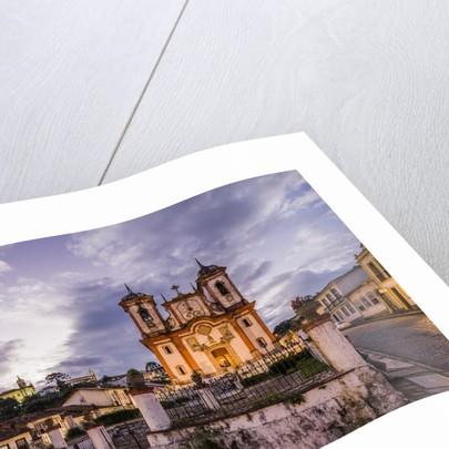 The Igreja (Church) de Nossa Senhora da Conceicao by Corbis