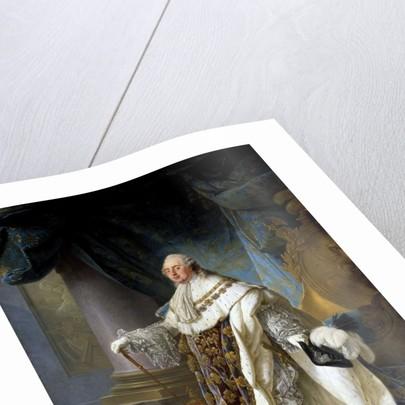 Portrait of King Louis XVI by Antoine-Francois Callet