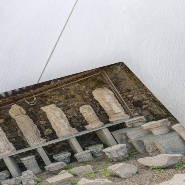 Pompeii, Necropolis by Corbis