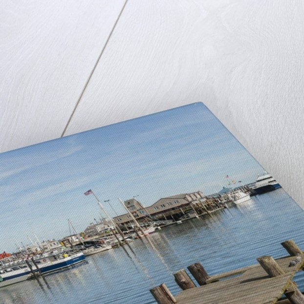 The Harbor by Corbis