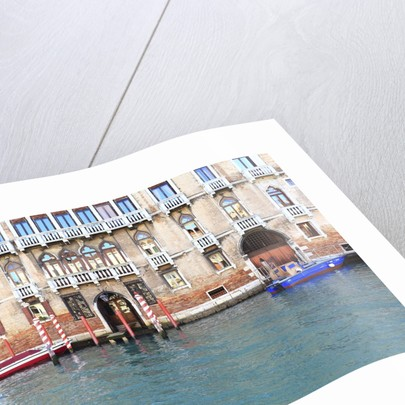 Canal Grande by Corbis