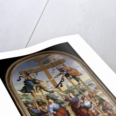 Deposition from Cross by Giovanni Antonio Bazzi Sodoma