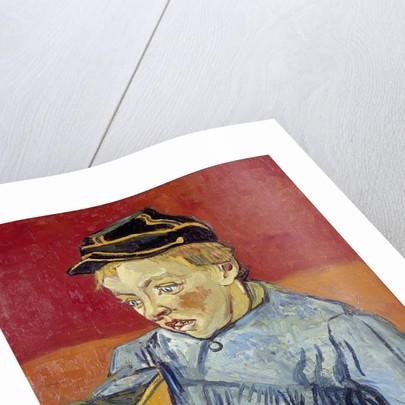 The Schoolboy by Vincent Van Gogh
