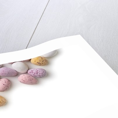 Chocolate Easter Eggs by Corbis