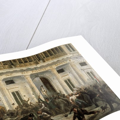 First War of Independence - Five days in Milan by Corbis