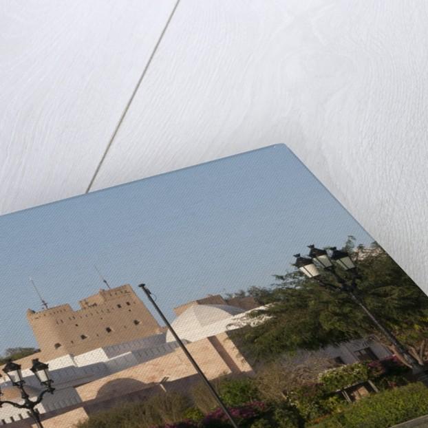 Sultan Qaboos Palace by Corbis