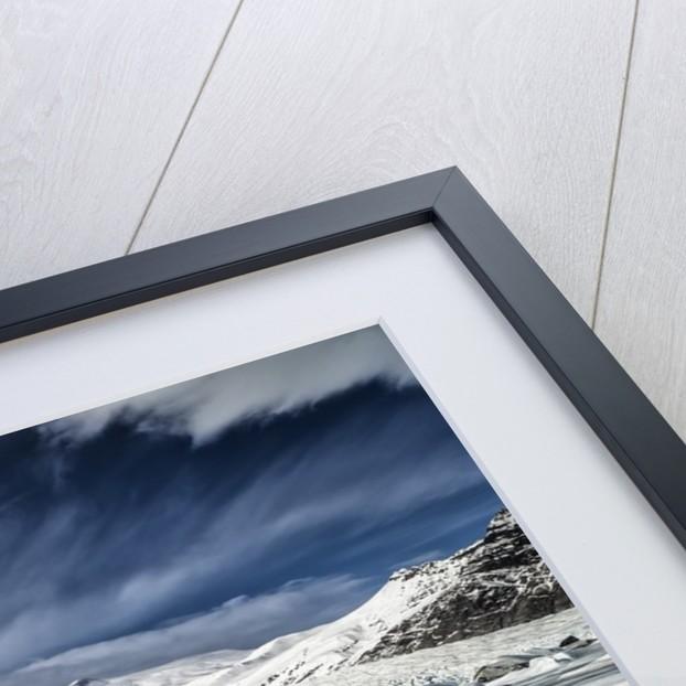Fjallsarlon Glacial Lagoon, Iceland by Corbis