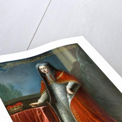 Portrait of Louis Pierre Maximilien de Bethune by Corbis