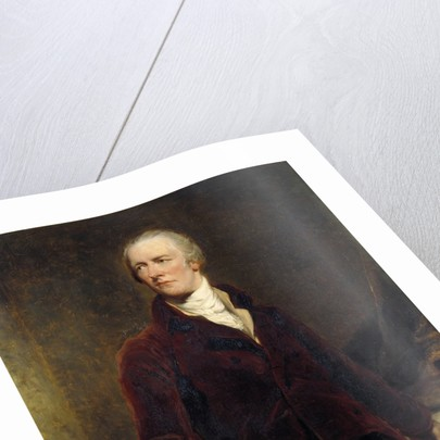 Portrait of William Pitt - by Georges Healy