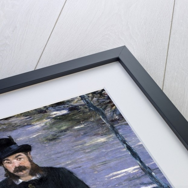Monsieur Pertuiset, The Lion Hunter by Edouard Manet