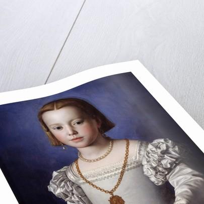 Bia de' Medici by Agnolo Bronzino