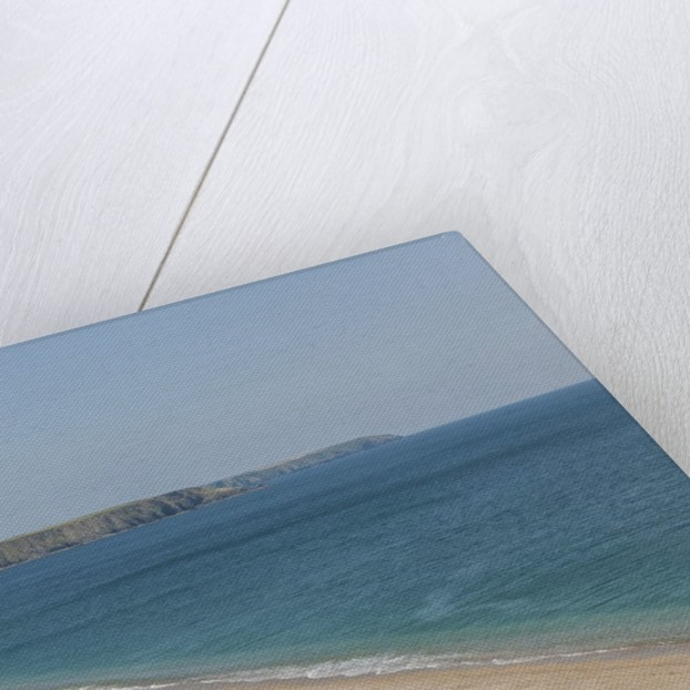 Porthleven sands by Corbis
