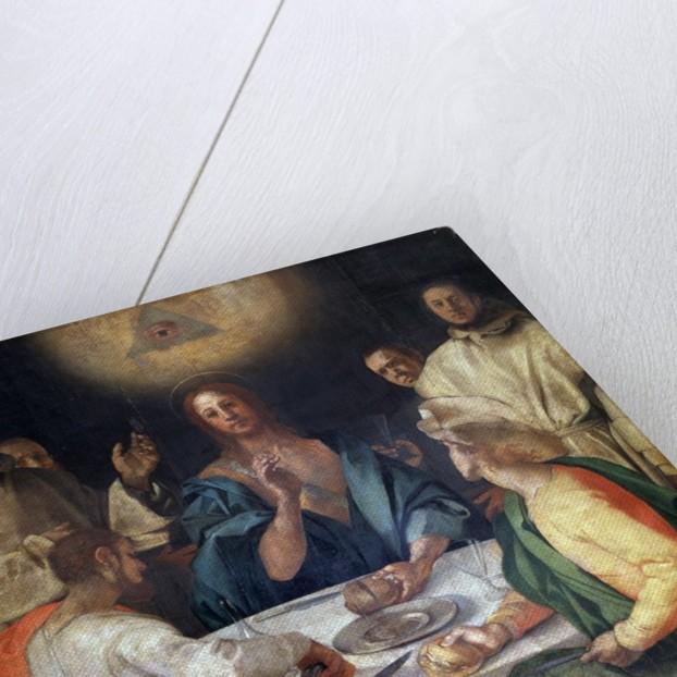 Supper at Emmaus by Pontormo