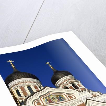 Alexander Nevski Cathedral, Toompea, Old Town, Tallinn, Estonia by Corbis