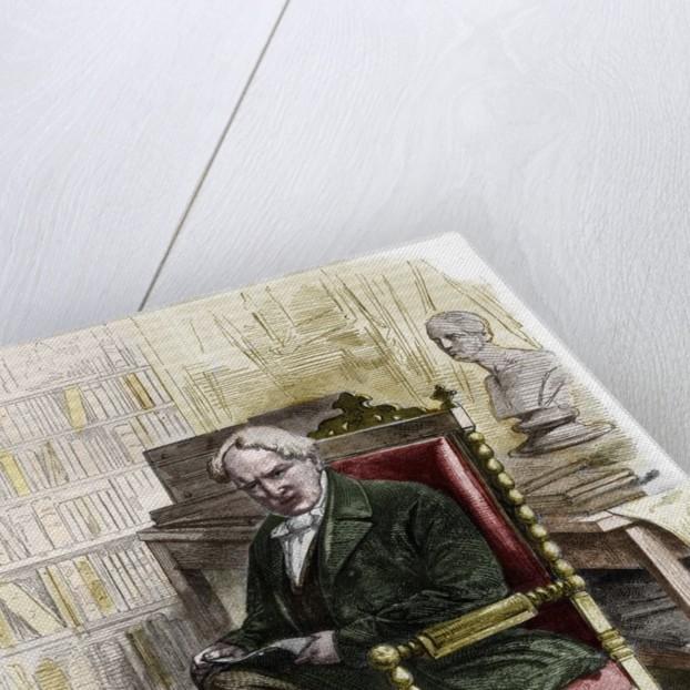 Alexander von Humboldt (1769-1859) German naturalist by Corbis