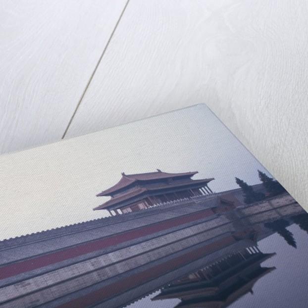 Moat Surrounding Forbidden City by Corbis