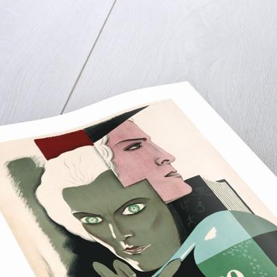 Swedish Poster for Film Cagliostro by Corbis