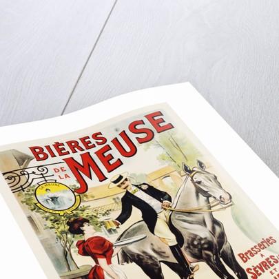Bieres de la Meuse Poster by Corbis