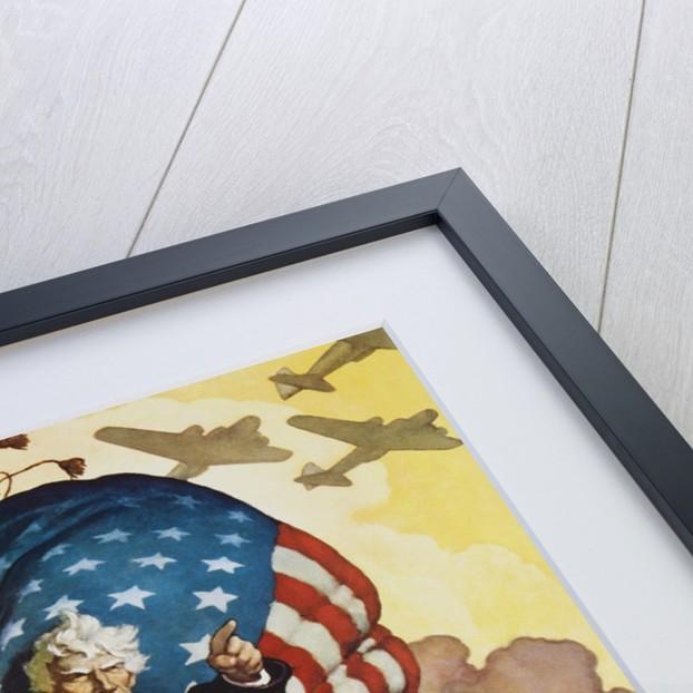 Buy War Bonds Poster by Corbis