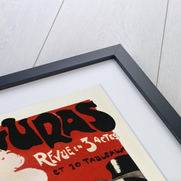 T'en Auras, Parisiana Poster by Jack Abeille