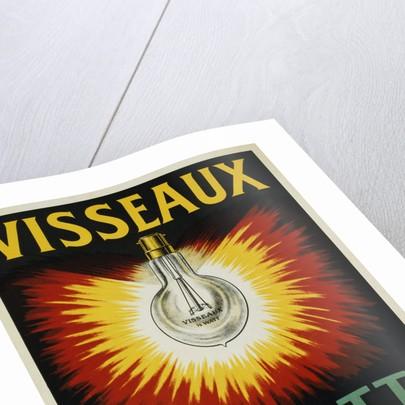 Visseaux 1/2 Watt Advertising Poster by Corbis