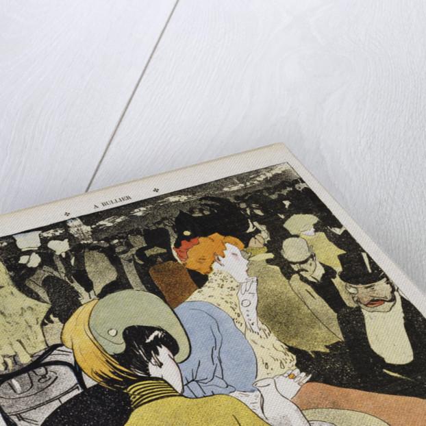 A Bullier Illustration by Demetrios Galanis