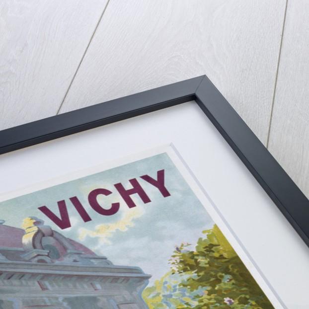 Vichy Poster by Ploz
