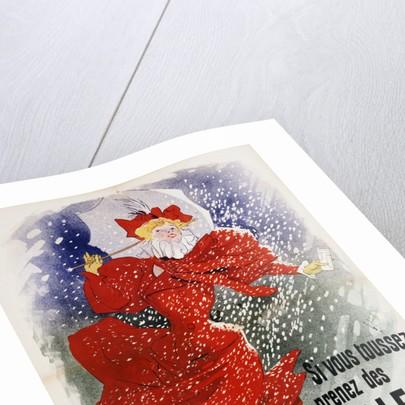 Pastilles Geraudel Poster by Jules Cheret