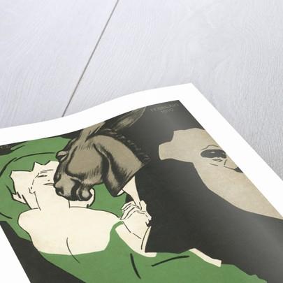 La Lettura Cover by Marchello Dudovich