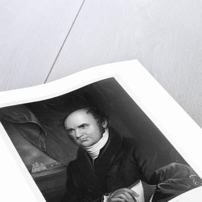 Levi Woodbury by Robert E. Whitechurch
